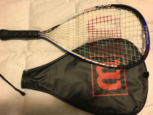 Racquet by Wilson - JUST REDUCED - AGAIN!