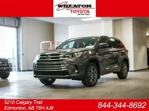 2017 Toyota Highlander LIMITED AWD