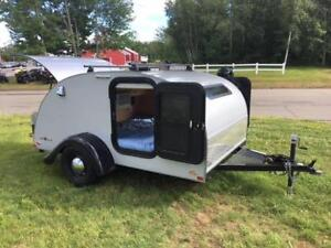 NEW 2017 T@G RETRO TEAR DROP CAMPER TRAILER