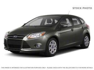 2012 Ford Focus Titanium Hatch