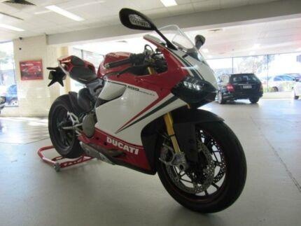2012 Ducati PANIGALE S TRICOLORE