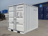 Shipping Containers - Lease to Own