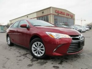 2017 Toyota Camry LE, AUTO, A/C, BT, CAMERA, JUST 16K!