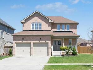 GORGEOUS HOME IN BEAUTIFUL BRANTFORD - O/H SUN MAY 27 - 2-4 P.M.