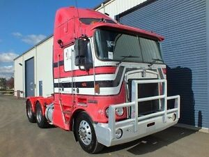 1900 Kenworth K104 6 X 4 Red PRIME MOVER SLEEPER CAB Westdale Tamworth City Preview