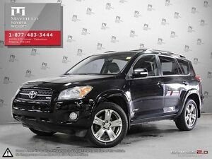 2011 Toyota Rav4 V6 Sport leather package Four-wheel Drive (4WD)