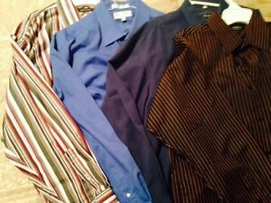 Nearly New Dress Shirts