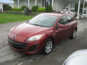 Mazda 3 Sport GX 2010 PETIT BUDGET !!!