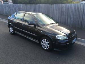 2001 HOLDEN ASTRA HATCH (FOUR CYLINDER MANUAL) North Hobart Hobart City Preview