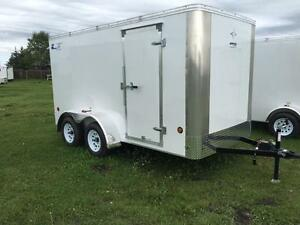 **6x12 Tandem Axle Cargo Trailer - 7799# GVWR - $5,013 All In***