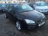 2006 FORD FOCUS 1.8 TDCi Sport [Euro 4] DIESEL 12 MONTHS WARRANTY AVAILABLE
