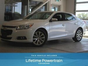 2016 Chevrolet MALIBU LIMITED LTZ-Moon Roof-Heated Leather Seats
