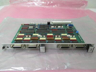 Disco EAUA-349000 4CH SIO Board, FAPCB0424, ME03-96-64P-M4LT1-A1, 400803