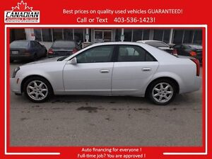 2003 Cadillac CTS Auto Sport REDUCED PRICE $4500