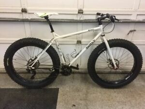 2012 Surly Pugsley Fat Bike