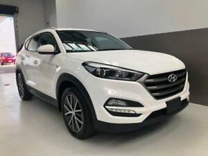2016 Hyundai Tucson TL Active X 2WD White 6 Speed Sports Automatic Wagon Berrimah Darwin City Preview