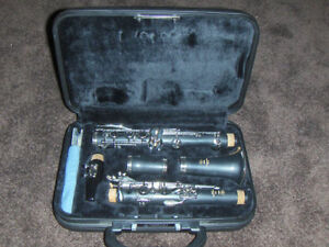 Clarinet's + FLUTE** serviced and are ready to play. ALL COME WI