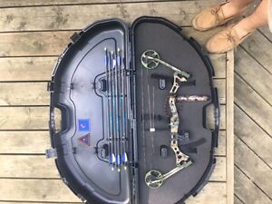 Bear Junior Compound Bow LEFT HANDED