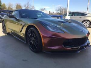 2016 Chevrolet Corvette 1LT (JUST 17,566 KMS) WRAPPED & SPOILER