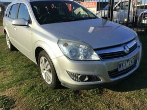 2008 Holden Astra AH MY08 CDX Silver 4 Speed Automatic Wagon Delacombe Ballarat City Preview