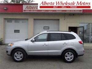 2012 HYUNDAI SANTA FE GL AWD EASY FINANCE WE FINANCE ALL