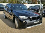 2010 BMW X1 E84 MY11 sDrive20d Steptronic Black 6 Speed Sports Automatic Wagon Sylvania Sutherland Area Preview