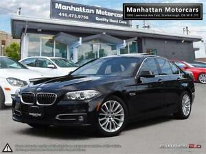 2014 BMW 528i X-DRIVE EXECUTIVE PKG |NAV|HID|CAMERA|PHONE|1OWNER