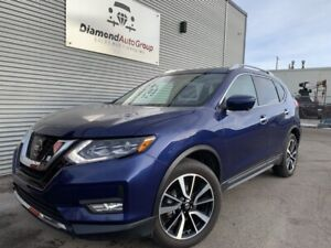 2017 NISSAN ROGUE SV DVD AWD FULLY LOADED
