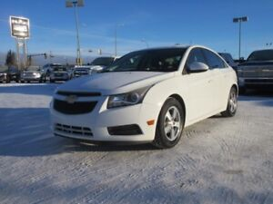 2013 Chevrolet Cruze 2LT. Text 780-205-4934 for more information