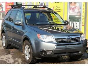2009 Subaru Forester (Natl) X w/Premium Pkg#AWD#POWER GROUP
