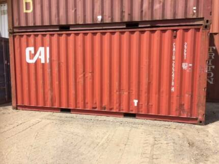 Access Containers - ex Brisbane