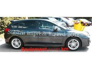 2012 Subaru Impreza 2.0 Limited À PARTIR DE 63$ S 100% APPROUVÉ