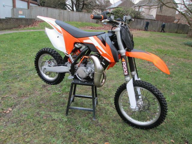 ktm 85 85cc 2016 sx sw moto cross sx small wheel in didcot oxfordshire gumtree. Black Bedroom Furniture Sets. Home Design Ideas