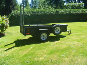 All steel ulity trailer for sale