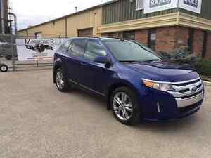 2014 Ford Edge SEL LOADED GPS/REAR VIEW CAMERA/SUNROOF