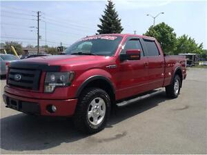 2010 Ford F-150 FX4|CAM|SUNROOF|LEATHER|NO ACCIDENTS|ONE OWNER