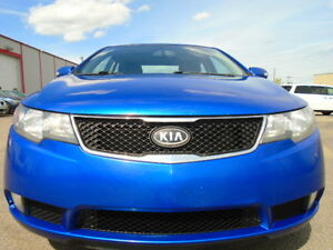 2010 Kia Forte SX 2.0  SPORT--HEATED SEATS--SUNROOF----6 SPEED