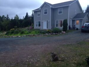 5 brm home with 8 acres, fenced field and barn ...MUST SELL!