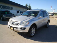 2006 Mercedes-Benz M-Class ML 500 PREMIUM PACKAGE SUV, Crossover