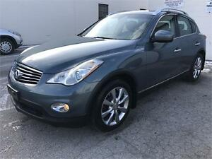 2008 INFINITI EX35 AWD TECH.PKG.NAVI/360 CAMERA/SUNROOF