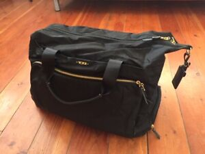TUMI carry-on duffel