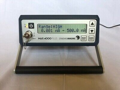 Standard Imaging Electrometer 4000max Extradin A650 Ionization Chamber