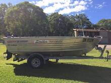 Stacer Seahorse 4.4m Coal Point Lake Macquarie Area Preview