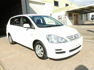 2009 Toyota Avensis Verso ACM21R GLX White 4 Speed Automatic Wagon Yeerongpilly Brisbane South West Preview