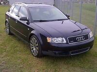 2002 Audi A4 V6 3.0L Familiale WAGON QUATTRO BOSE HEATED SEAT