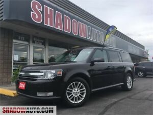 2014 Ford Flex SEL, cars, suv, 7 SEATER ,gmc acadia, loans