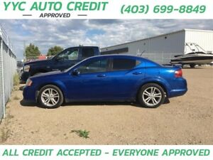2013 Dodge Avenger SXT *$99 DOWN EVERYONE APPROVED*