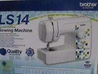 LS14 SEWING MACHINE