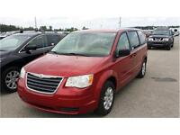 2008 Chrysler Town & Country LX   TEL 514 249 4707