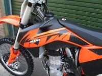 KTM SX 450 F 2013 MX MOTOCROSS BIKE ELECTRIC START FUEL INJECTION
